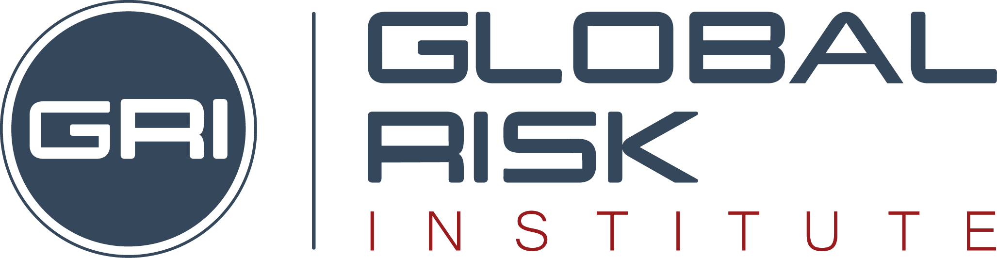 Logo of the Global Risk Institute